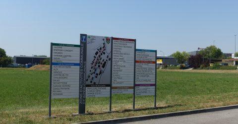 Panneaux ZI Ingwiller