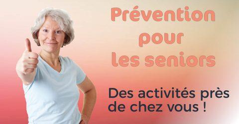 Prévention seniors